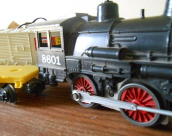 Lionel Train Set with Five Locomotives,Transformer, Tracks, Switch Plates Rock Island Yellow Union Pacific