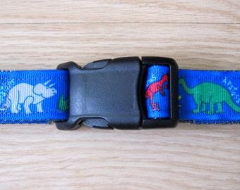 Dogasaur - Dinosaur Dog Collar