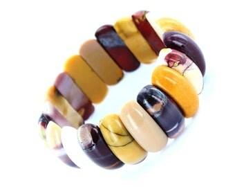 Mookaite Arch Bracelet