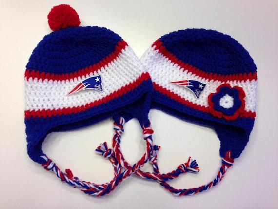 Free Crochet Pattern For New England Patriots Dancox For