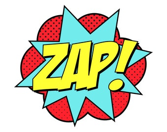 Zap Clip Art