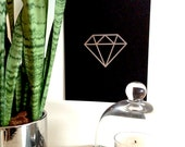 Diamond Print  |  Silver