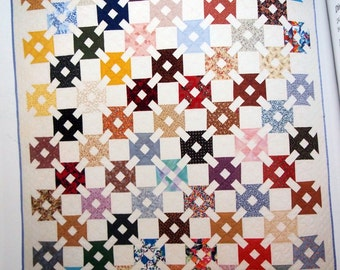 101 Fabulous Rotary-Cut Quilts By Judy Hopkins & Nancy J. Martin Paperback Quilting Book 1998
