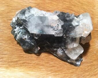 Apophylite crystal mineral specimen