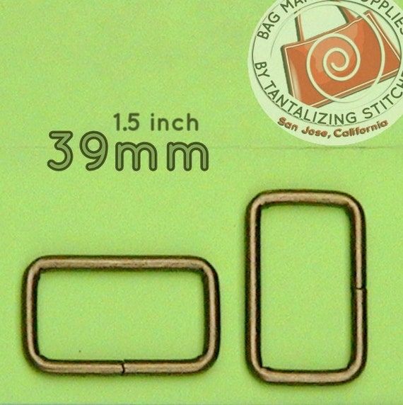 Inch Rectangle Rings Sewing