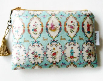 Ladies Wallet Purse Cosmetic storage
