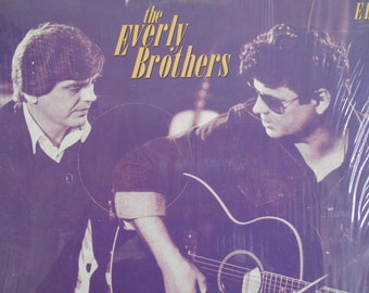 The Everly Brothers- EB 84- vinyl record