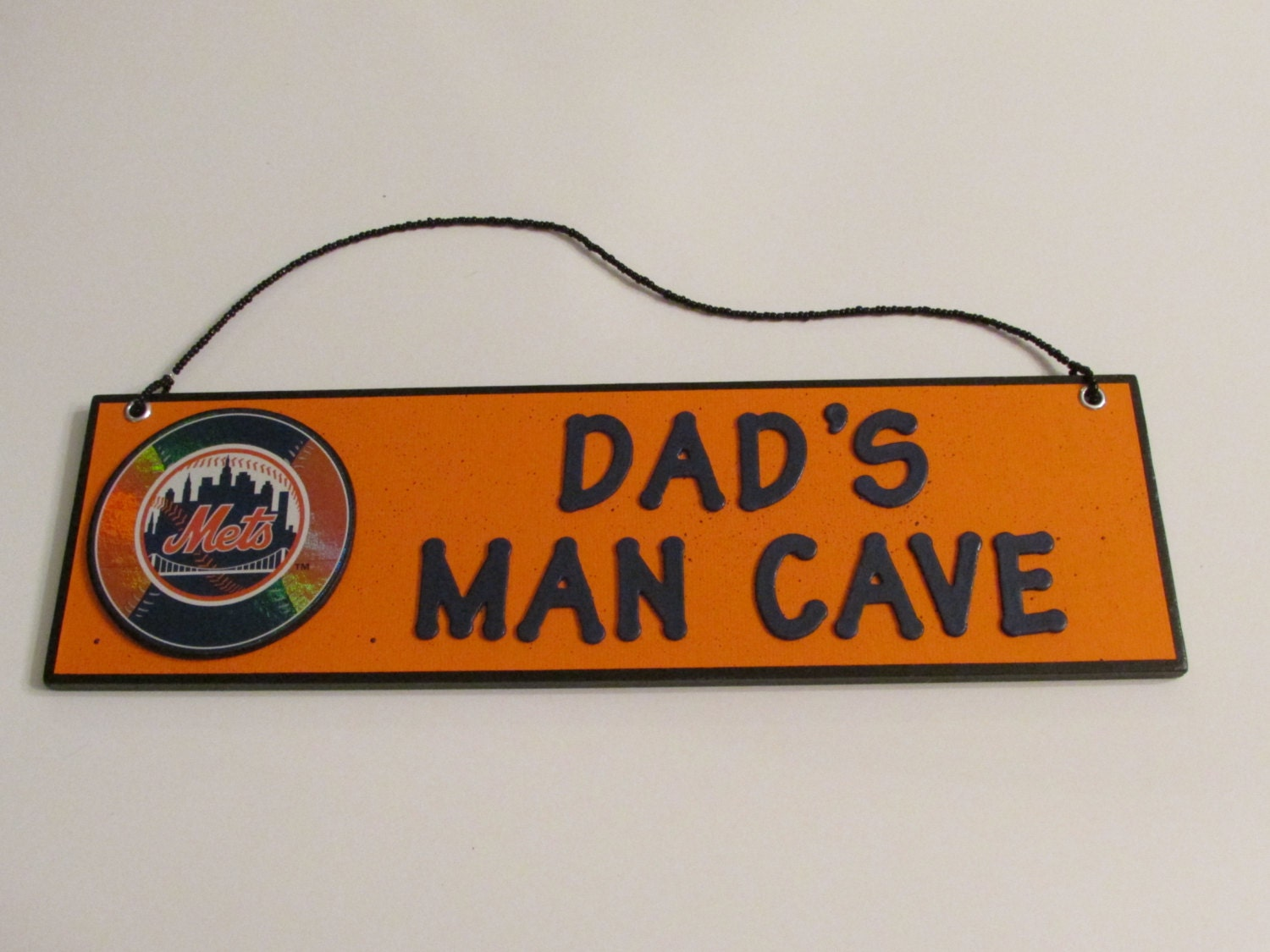 Mlb Man Cave Signs : New york mets baseball dad s man cave sign father