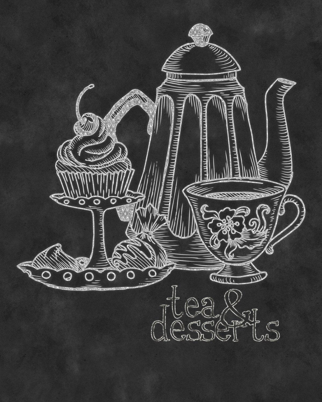 Kitchen Chalkboard: Kitchen Chalkboard By TimelessMemoryPrints On Etsy