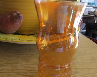 Unusual Shaped Carnival Glass