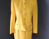 SALE!! St. John's Vintage Women's Suit