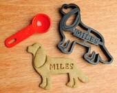 Cavalier King Charles Spaniel Cutter Custom Treat Personalized Pet