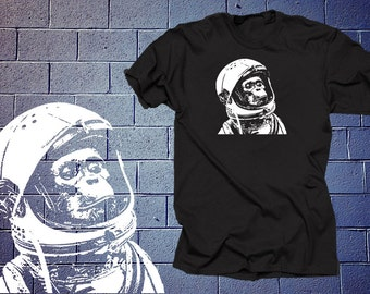 chimpanze astronaut - photo #4