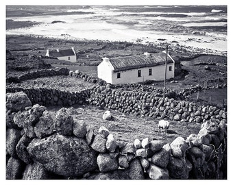 Thatched Croft, Bloody Forland, Donegal, Ireland