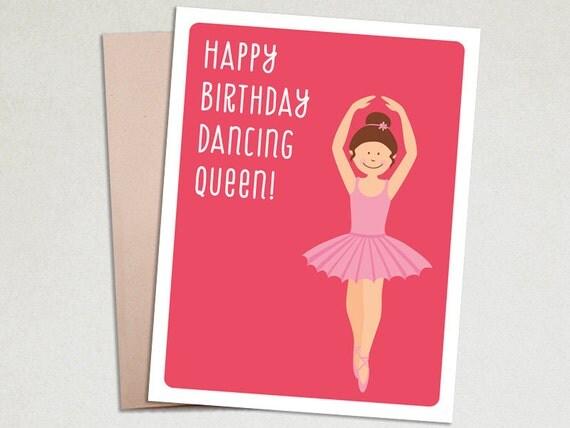 Dancing Birthday Birthday Greeting Dancing
