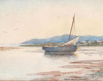 Chinese fishing village monterey ca 1901 for Lake henshaw fishing