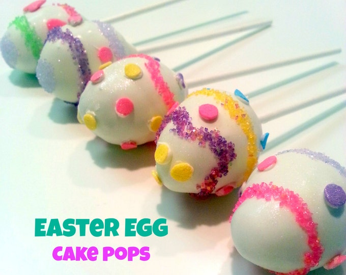 Featured listing image: Easter Cake Pops