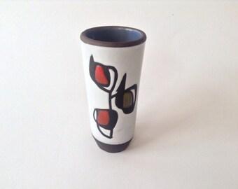 Small Mid-century modern vase