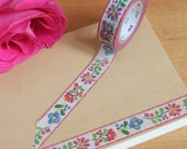 MT ex Embroidery Washi Tape by mt masking tape