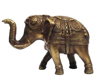 popular items for elephant sculpture on etsy. Black Bedroom Furniture Sets. Home Design Ideas