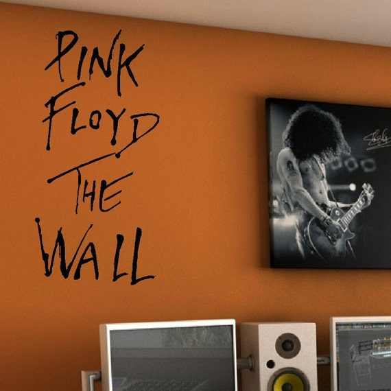 Pink Floyd Large Kitchen Bedroom Wall Mural Giant Art Sticker