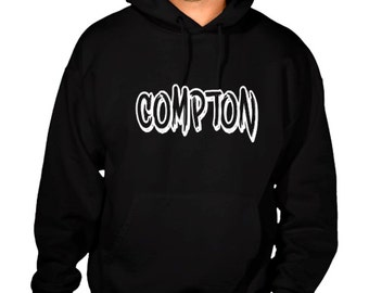 New COMPTON Hoodie All size S-4XL