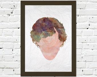 0031 Sherlock Poster A3 Wall Art Print Multiple Sizes