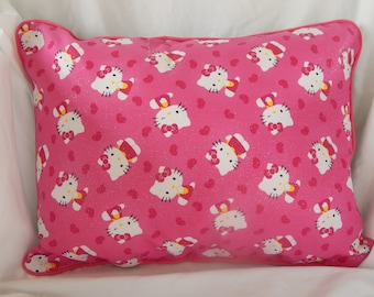 Hello, Kitty Pillow