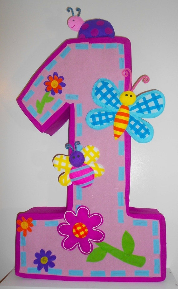 1st birthday girl pinata first birthday girl by aldimyshop for 1st birthday girl decoration
