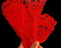 Jean CHAREST fly swatter Tintoe, Fly Swatter