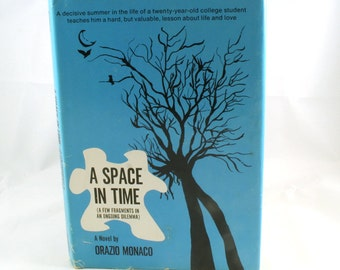 A Space in Time Book First Edition 1979