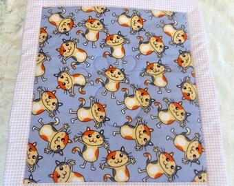 Pet Blanket, Cat Blanket, Crate Pad, Blanket, Carrier Pad