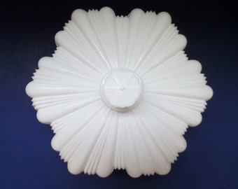 Milk Glass; Vintage Milk Glass, Milk Glass Candy Dish, Milk Glass Compote, Candy Dish, Compote