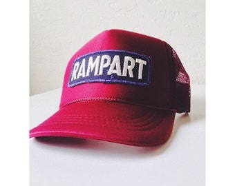 Rampart Trucker Hat