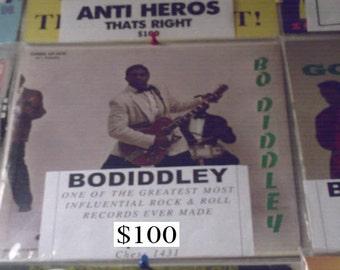 Bo Diddley Go Bo Diddley  Checker  LP