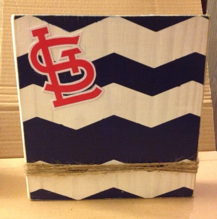 Cardinals Wood Photo Frame St Louis Cardinals By