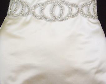Belt of wedding rings