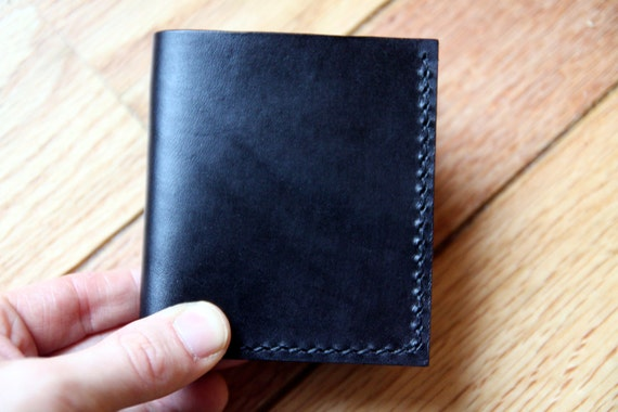 Classic Leather Bifold Wallet from HidesAndStitches
