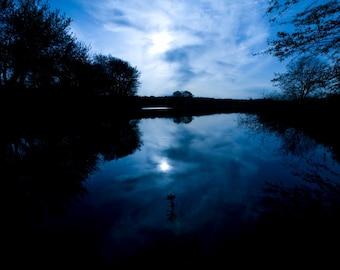 "Fine Art Photography Print- ""False Twilight"""
