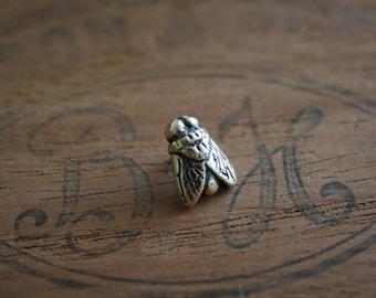 Fly lapel pin, Fly Tie Tack Pin, bug  accessory, bug brooch
