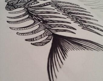 Custom Tattoo Design | Custom art | Tattoo Art | Tattoo Art Print | Tattoo Commission Print | Tattoo Design | Tattoo Artwork | Tattoo Artist
