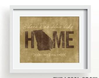 GEORGIA - There's No Place Like Home