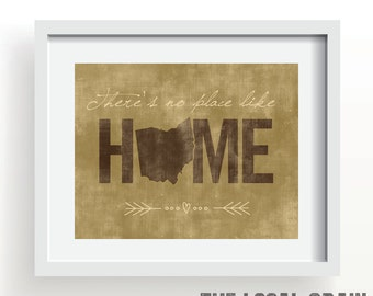 OHIO - There's No Place Like Home