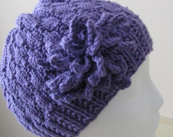 Chemo Knitted Hat Patterns : Chemo cap patterns Etsy