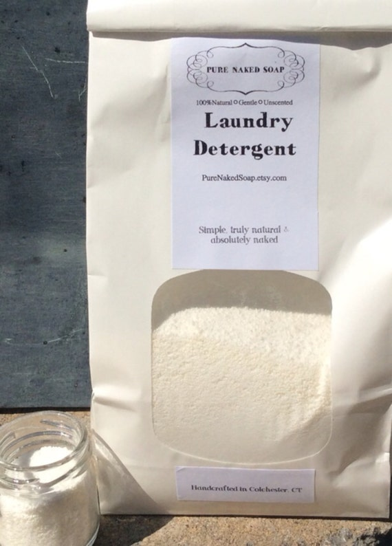 Naked Laundry Detergent Unscented Or Essential Oils Scent-1348