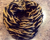 Bulky Arm Knit Infinity Scarf - Multi Colored (you pick 2)