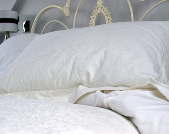 White Hemsted duvet set