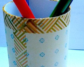 Pastel pencil holder.