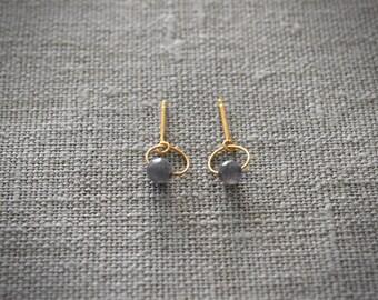 Short Spot earrings