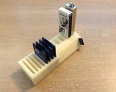 3D Printed Desktop SDmicroSD Memory card  usb stick holder